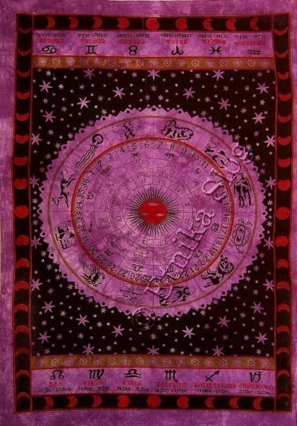 KLEINE UND MITTEL INDIANER STOFFBAHN TI-P01-14 - Oriente Import S.r.l.