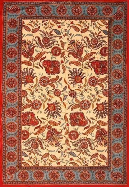 KLEINE UND MITTEL INDIANER STOFFBAHN TI-M01-25 - Oriente Import S.r.l.