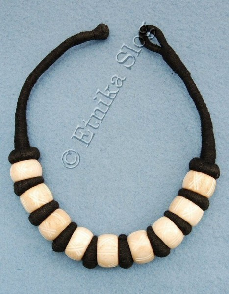 BONE NECKLACES OS-CLSET100-01 - Oriente Import S.r.l.