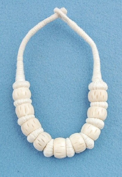BONE NECKLACES OS-CLSET100-02 - Oriente Import S.r.l.