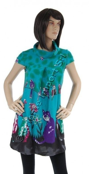 DRESSES - SHORT SLEEVES - SLEEVELESS - AUTUMN/WINTER AB-MR39L - Etnika Slog d.o.o.