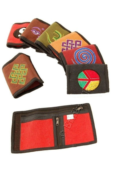 WALLETS IN COTTON PF-NP02 - com Etnika Slog d.o.o.