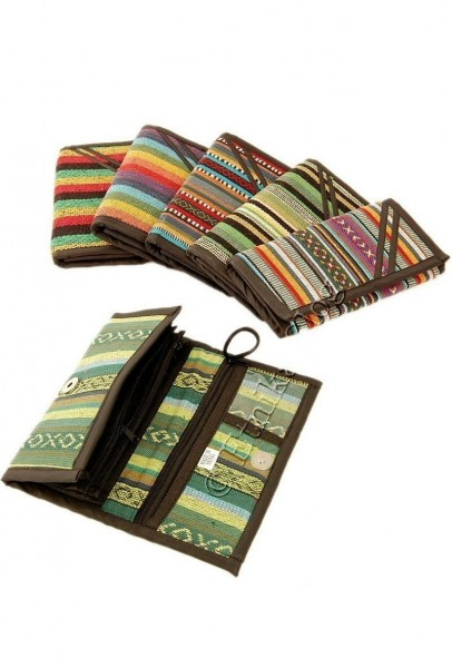 WALLETS IN COTTON PM-BR03 - com Etnika Slog d.o.o.