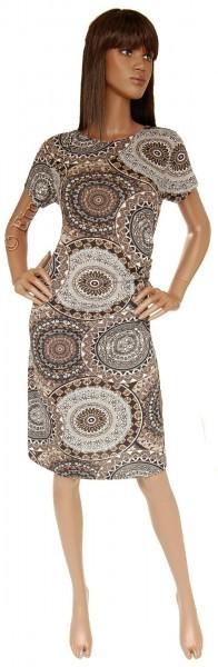 DRESSES - SHORT SLEEVES - SLEEVELESS - AUTUMN/WINTER AB-BNV26R1 - Etnika Slog d.o.o.