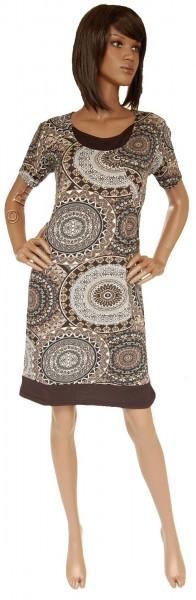 DRESSES - SHORT SLEEVES - SLEEVELESS - AUTUMN/WINTER AB-BNV28R1 - com Etnika Slog d.o.o.