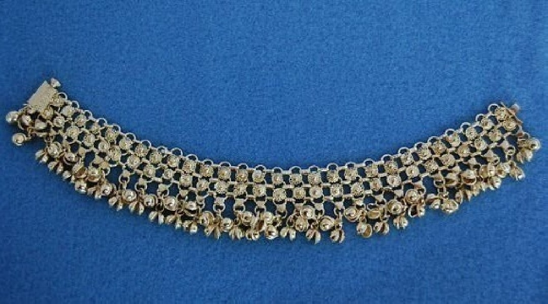 BELLY DANCE COSTUME JEWELRY DV-CAV03-01 - Oriente Import S.r.l.