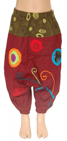 COTTON KID'S TROUSERS AB-BSVP05 - Oriente Import S.r.l.