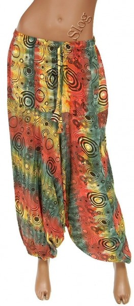 SUMMER COTTON TROUSERS AB-WSP09 - Oriente Import S.r.l.