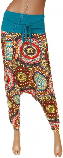 COTTON AND ELASTANE TROUSERS AB-MRP049CK - Oriente Import S.r.l.