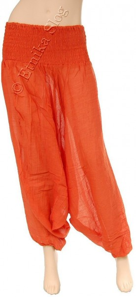 SUMMER COTTON TROUSERS AB-APS22 - Oriente Import S.r.l.