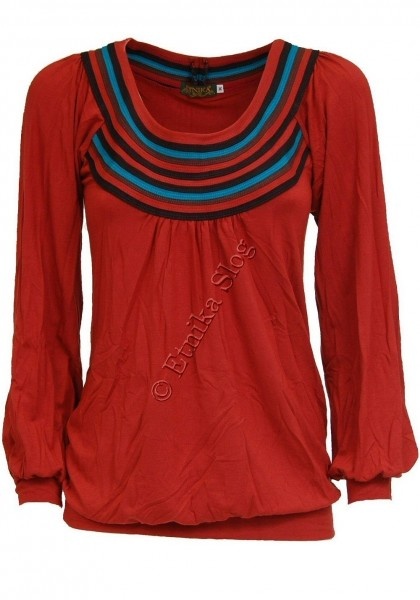 TOPS WITH EMBROIDERY AB-MTW001TU - Oriente Import S.r.l.