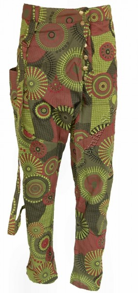 TROUSERS - COTTON AB-BSP11 - Oriente Import S.r.l.