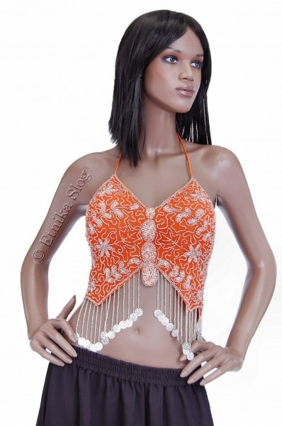TOP BELLY DANCE DV-TOP71-2 - Oriente Import S.r.l.
