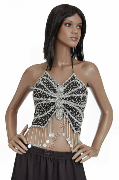 TOP BELLY DANCE DV-TOP72-2 - Oriente Import S.r.l.