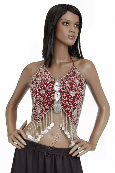 TOP BELLY DANCE DV-TOP73-2 - Oriente Import S.r.l.