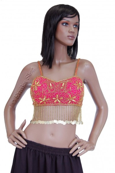 TOP BELLY DANCE DV-TOP74-1 - Oriente Import S.r.l.