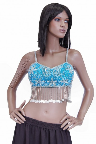 TOP BELLY DANCE DV-TOP74-2 - Oriente Import S.r.l.