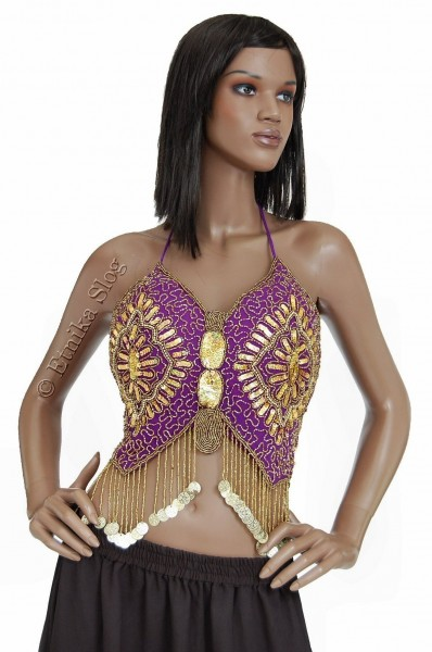 TOP BELLY DANCE DV-TOP78-01 - Oriente Import S.r.l.