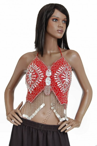TOP BELLY DANCE DV-TOP78-02 - Oriente Import S.r.l.