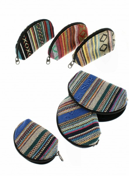 PENCIL CASES - COIN PURSES AS-NP07 - Oriente Import S.r.l.