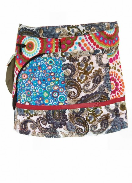 MINI SKIRTS WITH BUM BAGS AB-AJG16 - Oriente Import S.r.l.