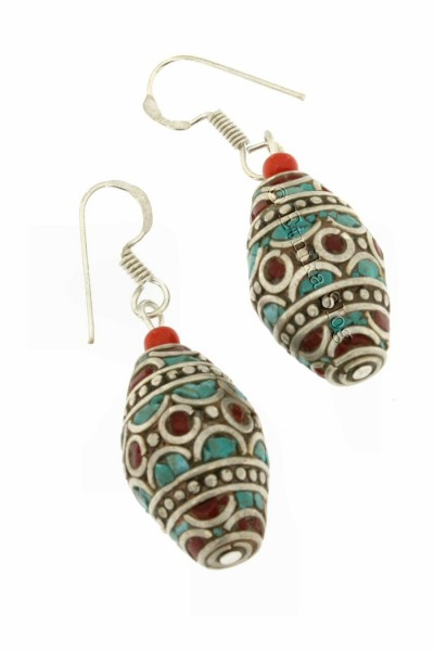 EARRINGS - METAL OR-NP05-06 - com Etnika Slog d.o.o.