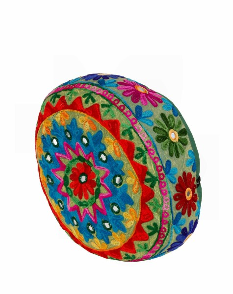 INDIAN PILLOWS POUF CS-INM07-01 - Oriente Import S.r.l.