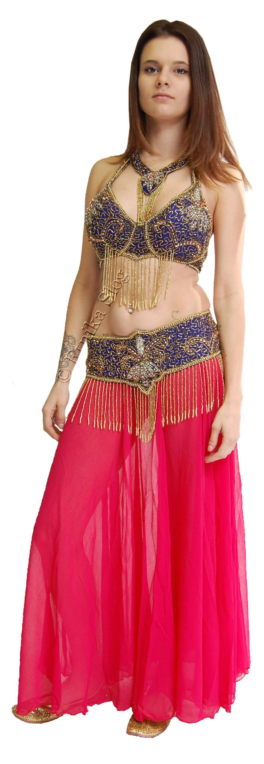 BELLY DANCE - SETS DV-SET24-02 - Oriente Import S.r.l.