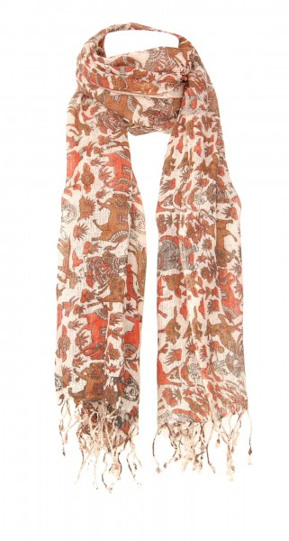 COTTON SCARVES SC-COT29-01 - Oriente Import S.r.l.