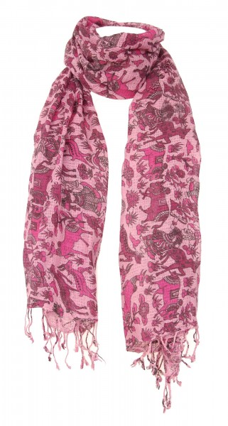 COTTON SCARVES SC-COT29-02 - Oriente Import S.r.l.