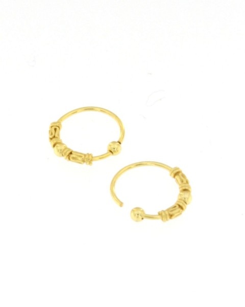MINI EARRINGS AND NOSE RINGS - SEPTUM ARG-1OR230-04 - com Etnika Slog d.o.o.