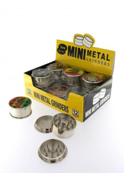 GRINDER IN METAL AF-CNG06-02 - Etnika Slog d.o.o.