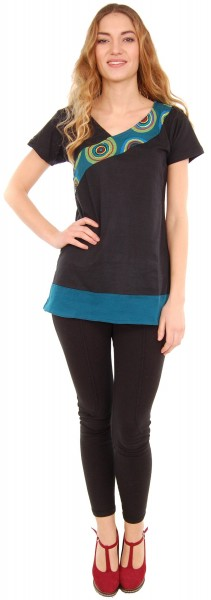 TOPS MIT STICKEREI AB-BST09 - Oriente Import S.r.l.
