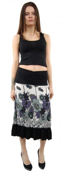 LONG SUMMER SKIRTS AB-MRS295-F1-SKIRT - Oriente Import S.r.l.