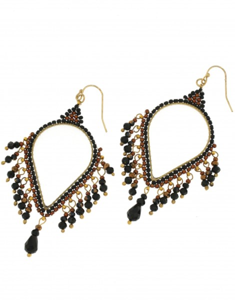 EARRINGS - METAL MB-OR51 - Oriente Import S.r.l.