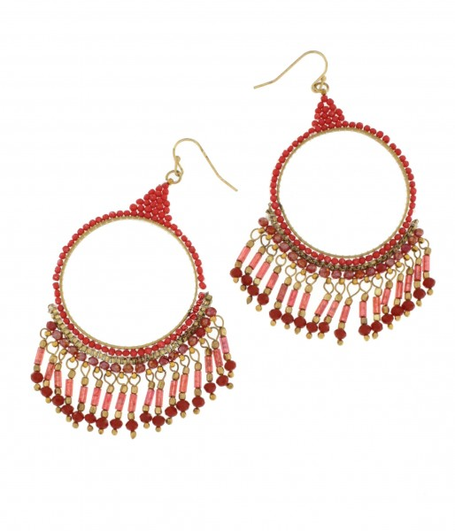 EARRINGS - METAL MB-OR52 - Oriente Import S.r.l.