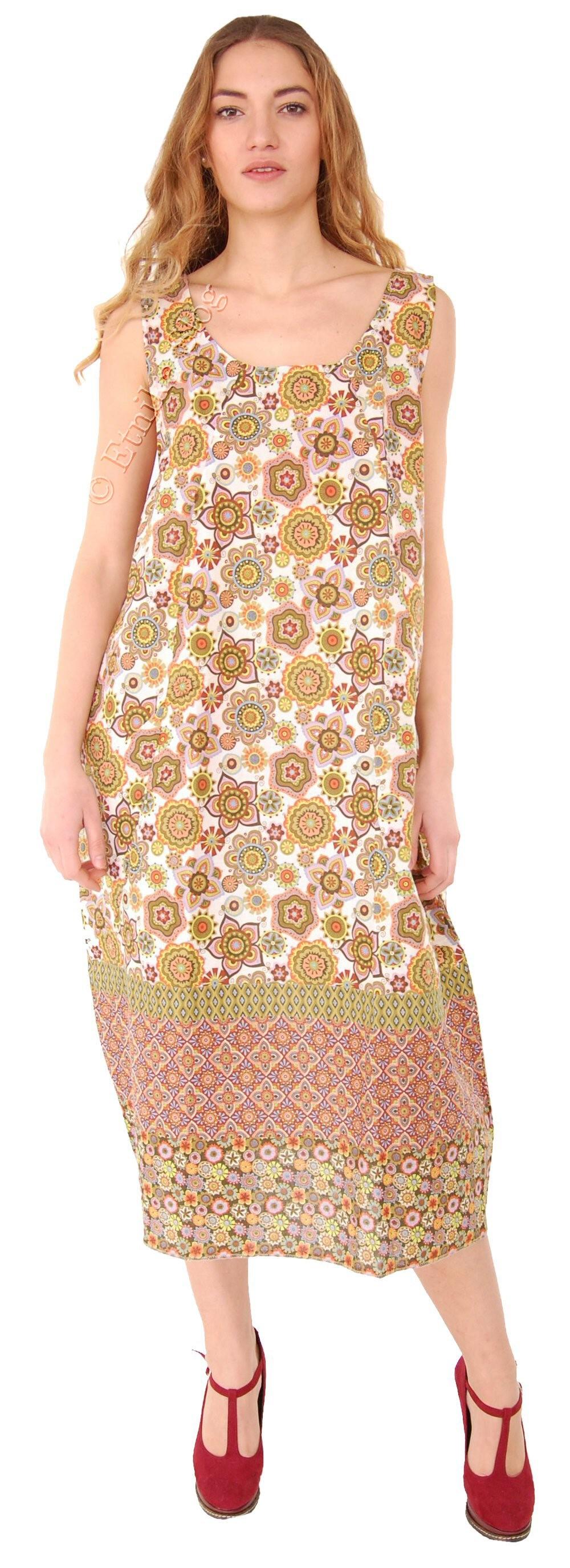 BIGGER COTTON DRESSES AB-ISV01 - Oriente Import S.r.l.