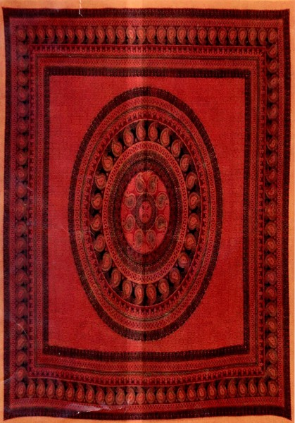 BIG INDIAN BEDSPREAD TI-G01-43 - Oriente Import S.r.l.