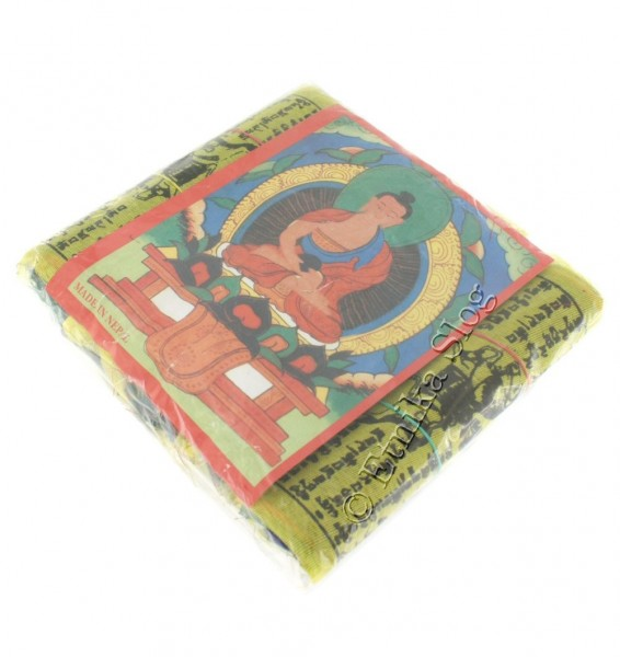 TIBETAN FLAGS AND DECORATIVE BANDS OG-BASET204 - Etnika Slog d.o.o.