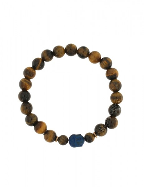 BUDDHA STONE BRACELET OF 8 mm PD-BR12-02 - Oriente Import S.r.l.