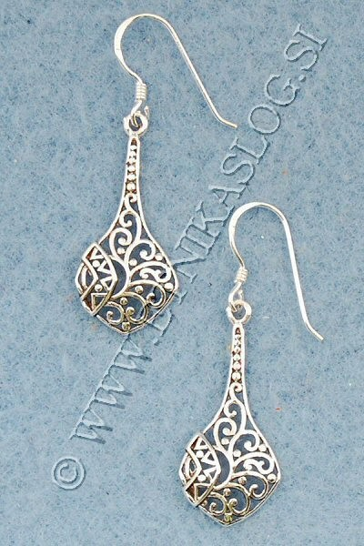 EARRINGS WITH FIGURE ARG-ORD04-09 - Oriente Import S.r.l.