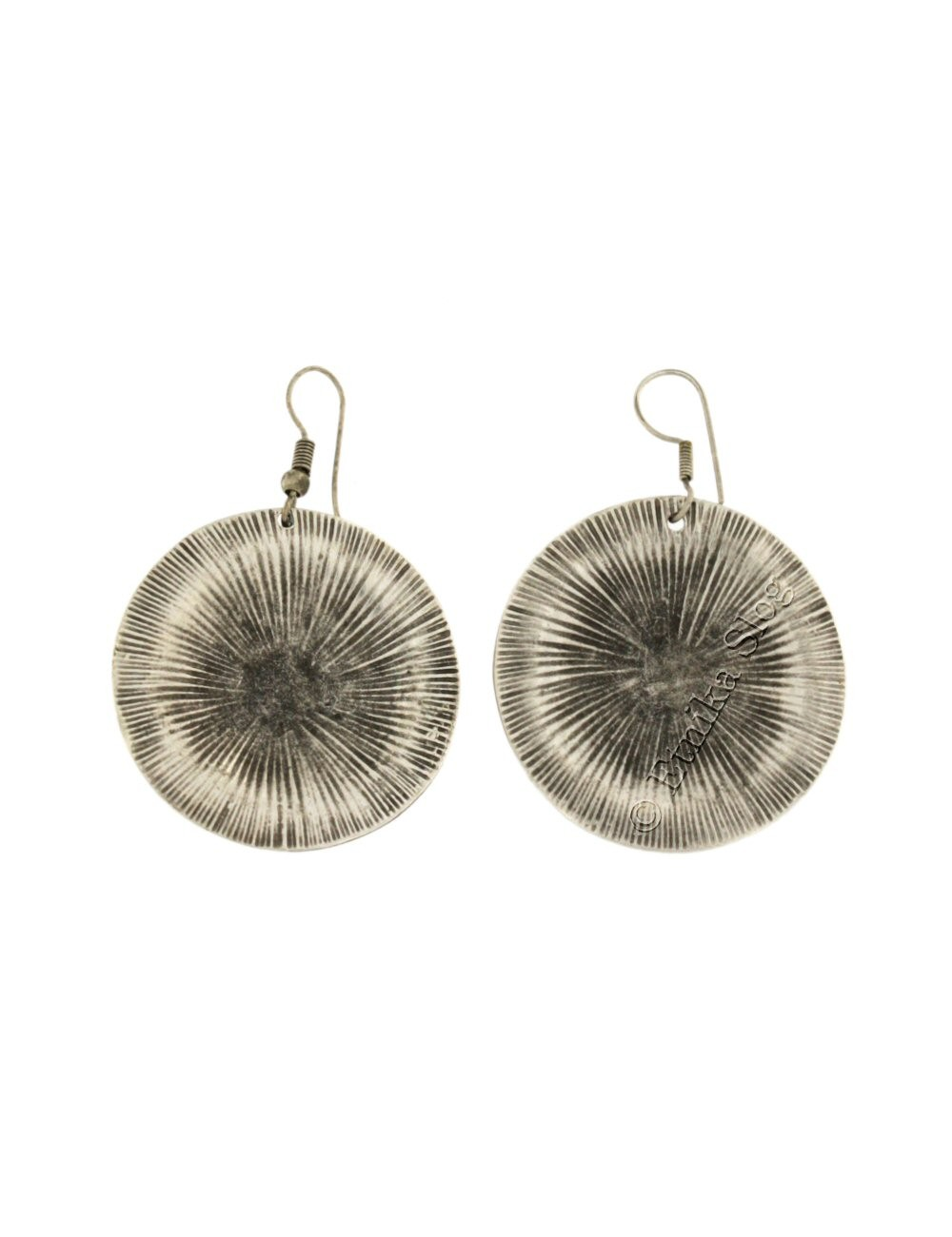 EARRINGS - METAL OR-ZA01-08 - Etnika Slog d.o.o.