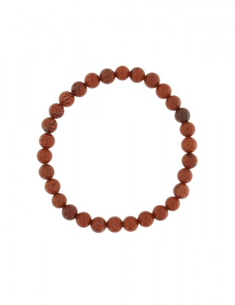 STONE BRACELET OF 6 mm PD-BR25-04 - Oriente Import S.r.l.