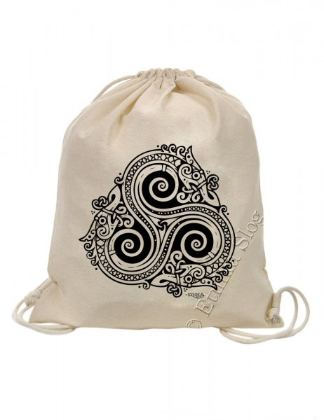 RAW BAGGY BACKPACK WITH PRINTS BS-ZC29-21 - Oriente Import S.r.l.