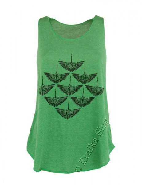 COTTON AND POLYESTER TANK TOPS AB-BCT04-31 - Oriente Import S.r.l.