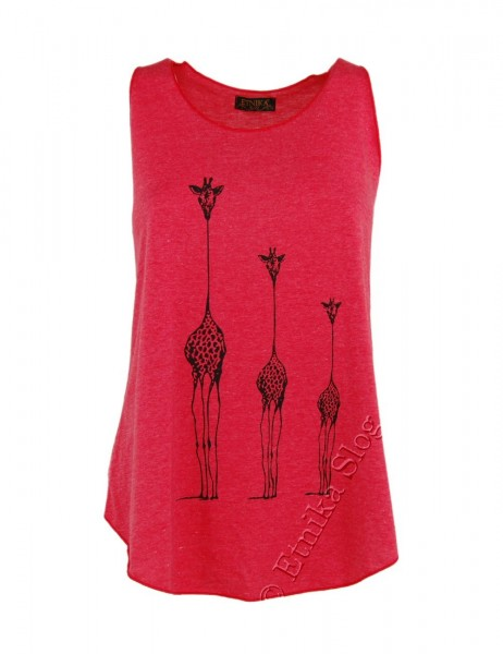COTTON AND POLYESTER TANK TOPS AB-BCT04-10 - Oriente Import S.r.l.
