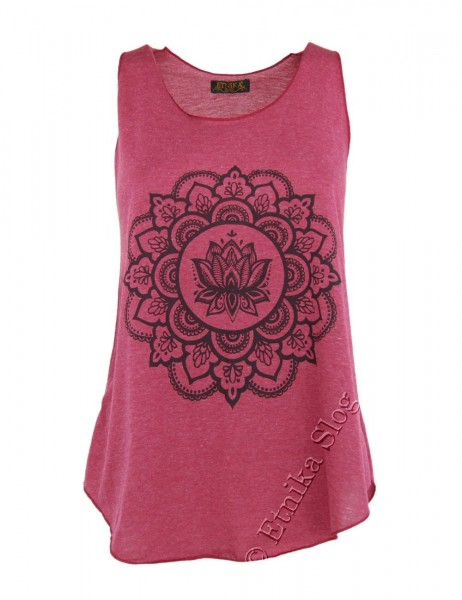COTTON AND POLYESTER TANK TOPS AB-BCT04-27 - Oriente Import S.r.l.