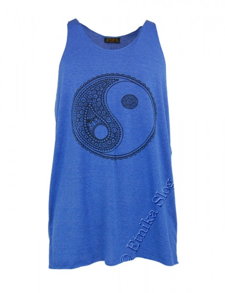 MAN'S TANK TOP - COTTON AND POLYESTER AB-BCT05-18 - Oriente Import S.r.l.
