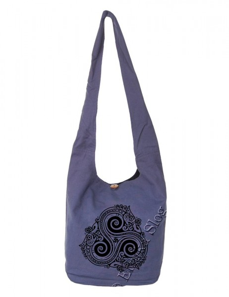 BAG SHOULDER BAG - COTTON PLAIN BS-NE06-21 - Oriente Import S.r.l.
