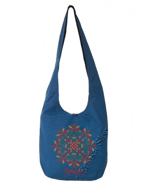 BAG SHOULDER BAG - COTTON PLAIN BS-NE06-26 - Oriente Import S.r.l.